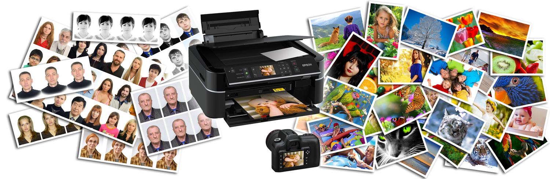печать фотографий на месте рисунки